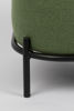 Picture of Nancy's Crestwood Lounge Chair - Modern - Green, Black - Polyester, Plywood, Iron - 71.5 cm x 66 cm x 77 cm