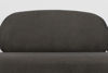 Picture of Nancy's Scottdale Lounge Chair - Industrial - Grey, Black - Polyester, Plywood, Iron - 71.5 cm x 125 cm x 77 cm